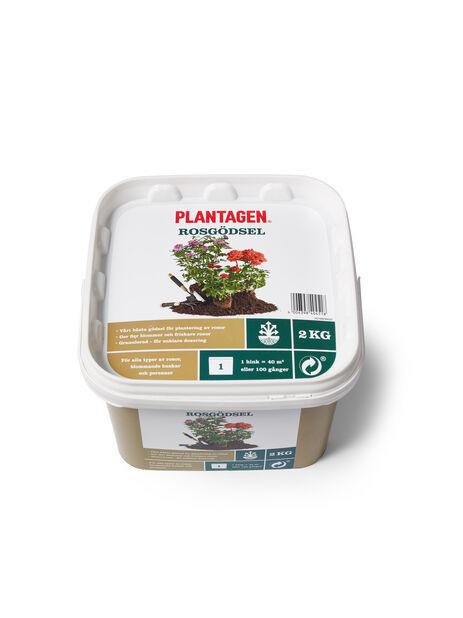 Rosgödsel Premium, 2 kg, Flerfärgad