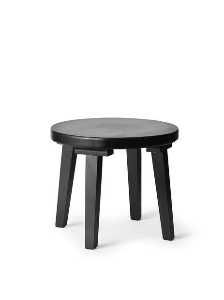Piedestal Evelina, Höjd 30 cm, Svart