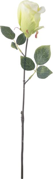 Ros snitt H45 cm, grön, konstgjord