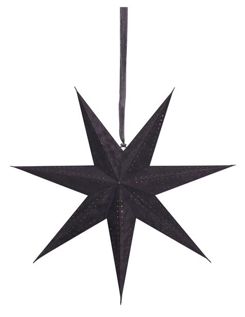 Sammetsstjärna, Svart