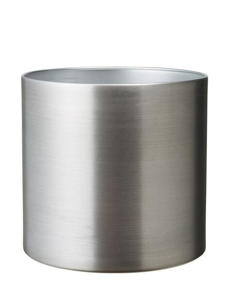 Kruka Colin, Ø27 cm, Silver