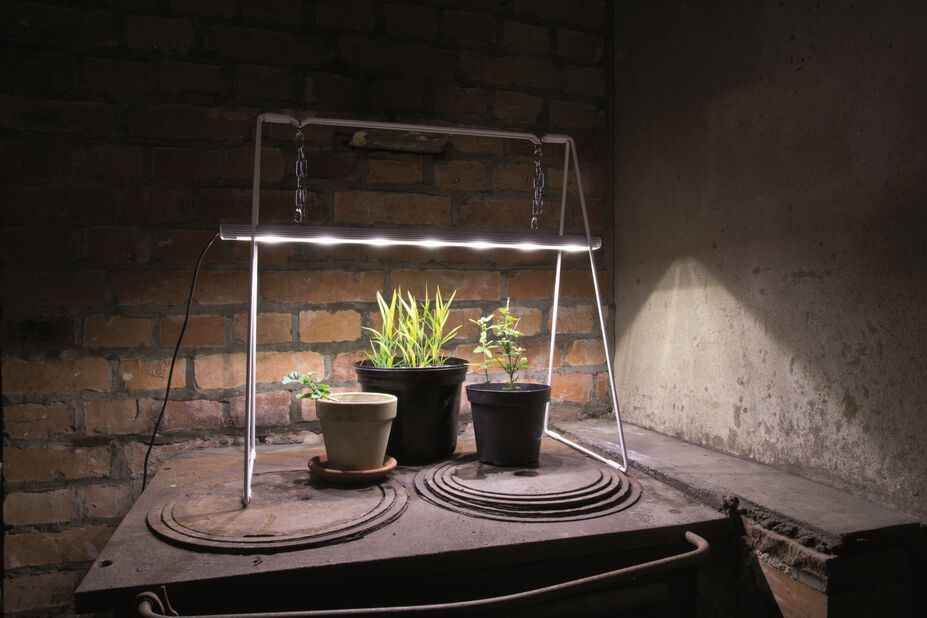 Växtarmatur Grow light duo