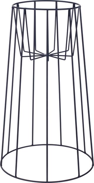 Piedestal Danny H55 cm, svart