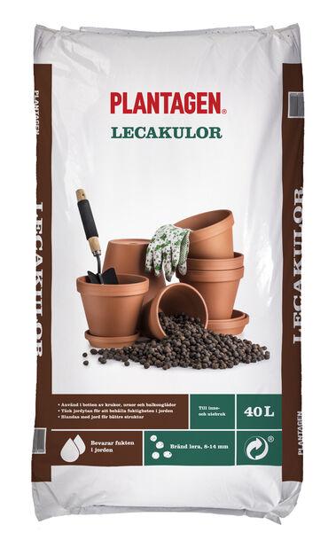 Lecakulor , 40 L, Brun
