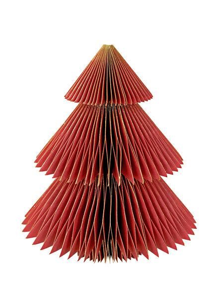 Honeycomb julgran, Röd
