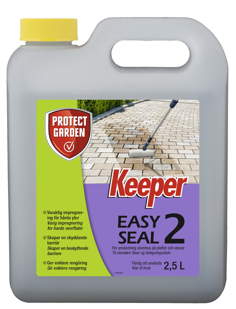 Keeper Easy Seal, 2.5 L