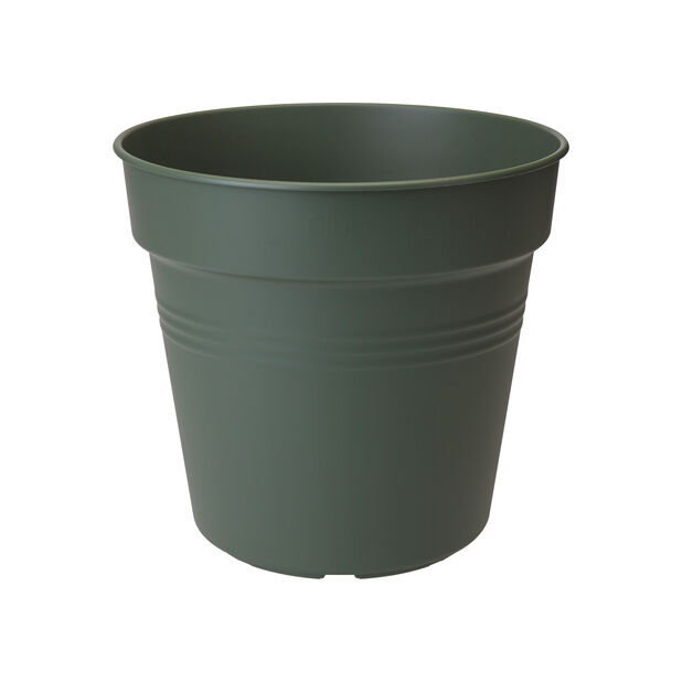 Planteringskruka Green Basics, Ø17 cm, Grön