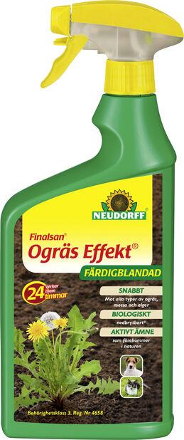 Ogräs Effekt spray, 100 ml