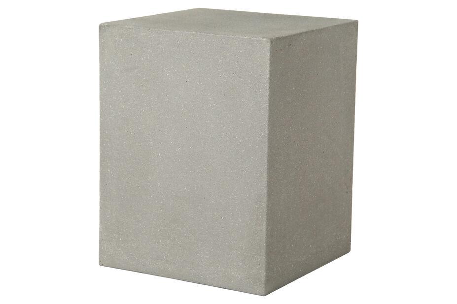 Piedestal Nova , Ø33 cm, Grå