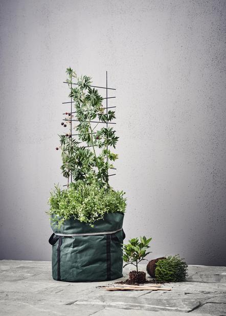 Herba odlingspåse 40x52 cm grön