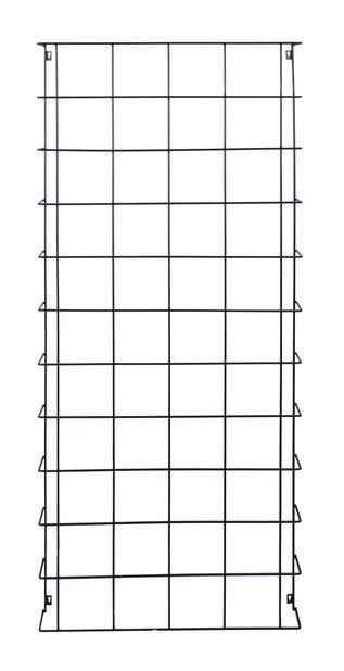 Spaljé metall, 165 x 70 cm