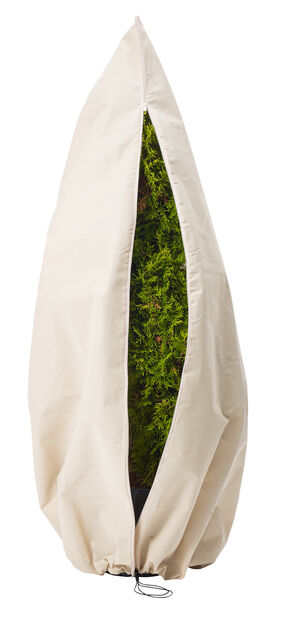 Växtskydd stor, Höjd 180 cm, Beige