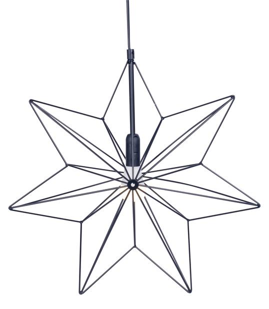 Metallstjärna Vibeke