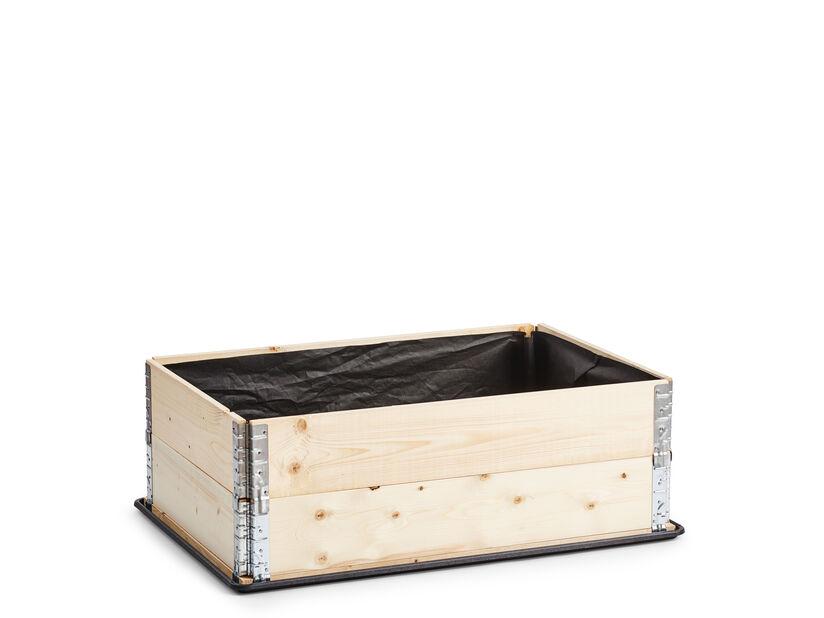 Innerduk till pallkrage, 120x80 cm