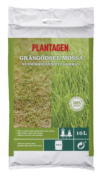 Gräsgödsel Mosskontroll 10L