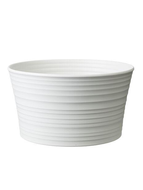 Skål Nellie Ø26 cm, vit