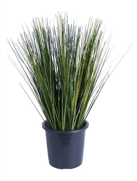 Prydnadsgräs konstgjord, Höjd 76 cm, Grön