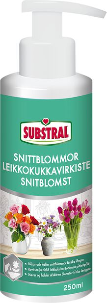 Snittblomsnäring Substral , 25 ml