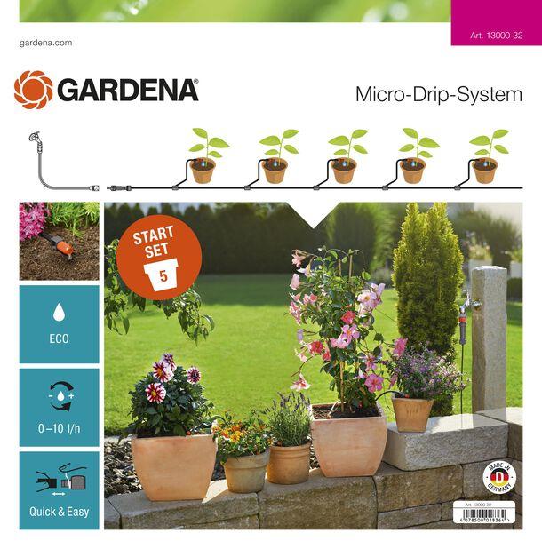 Startpaket Terrass/Balkong Gardena