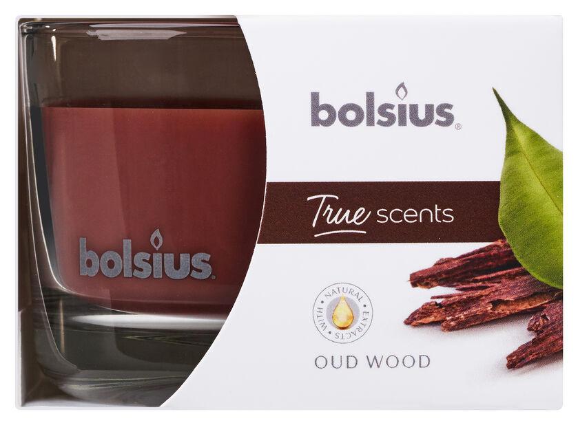Doftljus Oud wood
