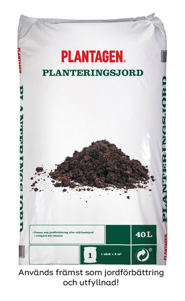 Planteringsjord, 40 L