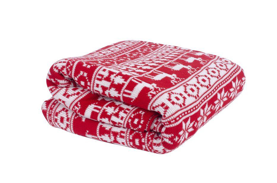 Julfilt, Längd 120 cm, Röd