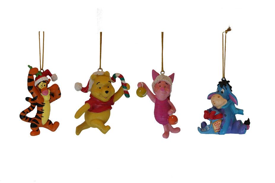 Julgranspynt Disneyfigurer, Höjd 13 cm, Flerfärgad