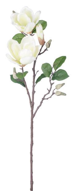 Magnolia konstgjord, Höjd 71 cm, Grå