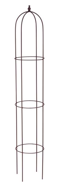 Obelisk, Höjd 140 cm, Rost