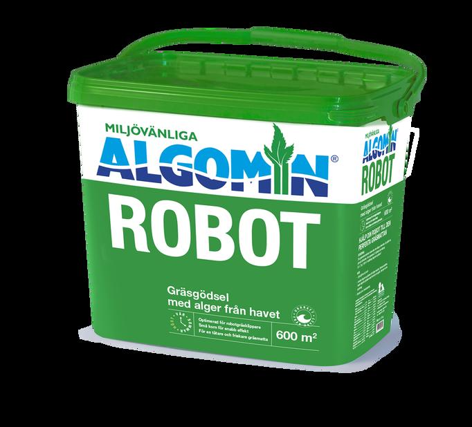 Algomin Robot gräsgödsel, 10 kg, Flerfärgad
