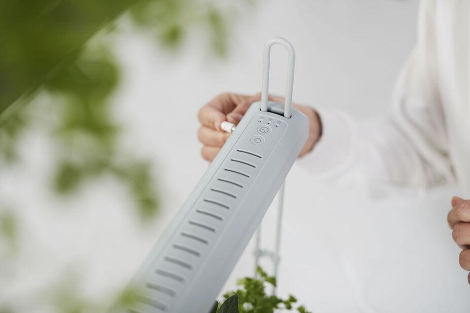 Växtbelysning Elho, Längd 80 cm, Grön