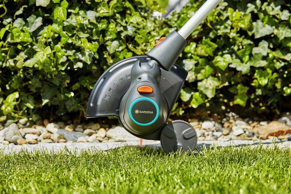 Grästrimmer ComfortCut 23/18 V-P4A solo Gardena