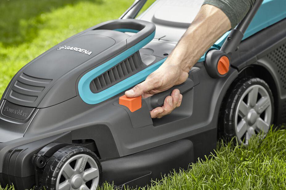 Gräsklippare Powermax 1600/37 Gardena