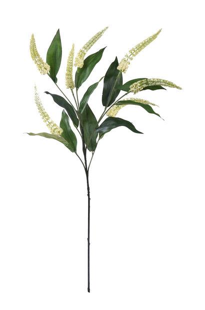 Cascara H72 cm, vit, konstgjord
