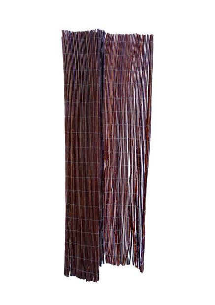 Insynsskydd Pil, Höjd 170 cm, Brun
