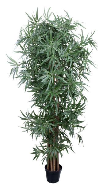 Bambubuske konstgjord, Höjd 180 cm, Flerfärgad
