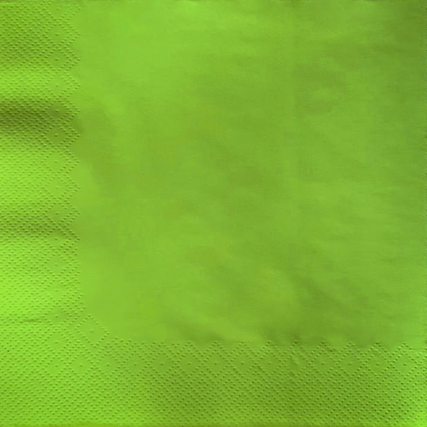 Servetter, Bredd 40 cm, Grön