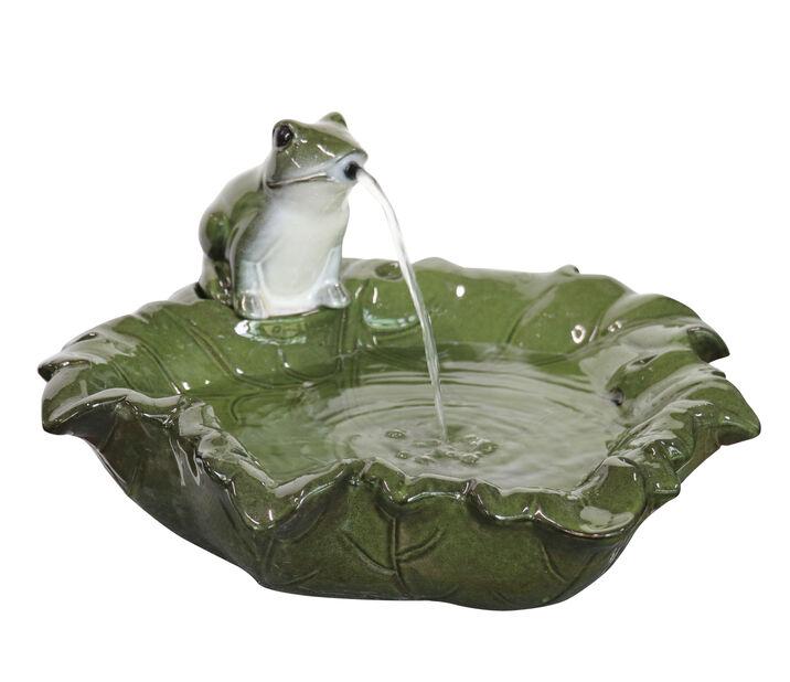 Fontän Bologna, Höjd 20 cm, Grön