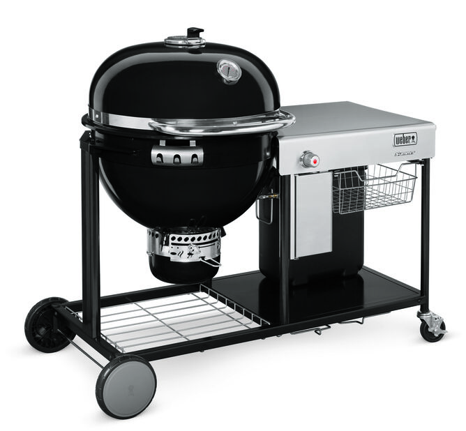 Kolgrill Weber Summit Charcoal Grilling Center