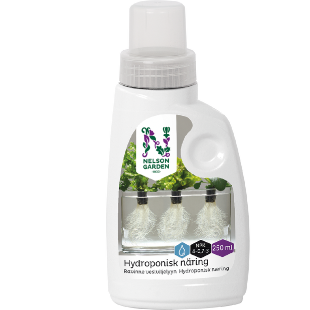 Hydroponisk näring, 250 ml, Flerfärgad
