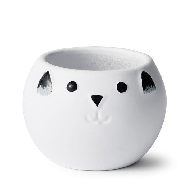 Minikruka katt Ø10 cm