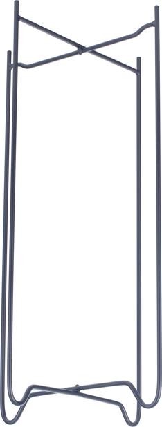 Piedestal Zoe H47 cm, svart