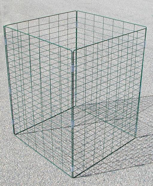 Kompostgaller 70x90 cm, grön