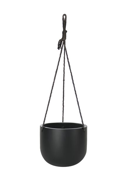Ampelkruka Nova, Ø23 cm, Svart