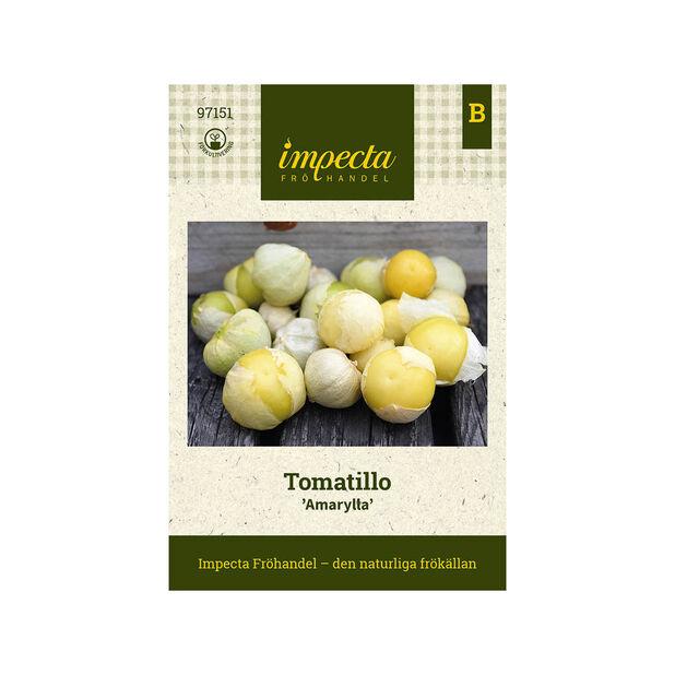 Tomatillo 'Amarylla', Gul