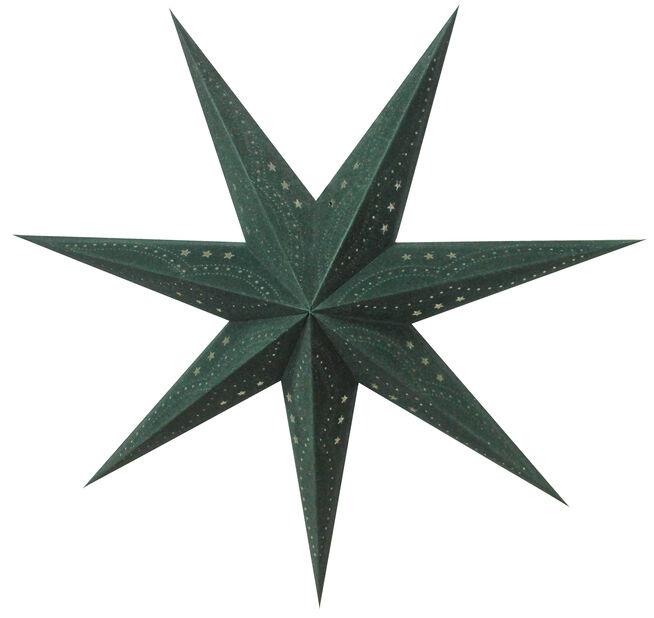 Julstjärna Sofie, Längd 75 cm, Grön