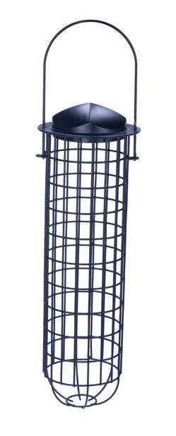 Fågelmatare talgbollar, Höjd 29 cm, Svart