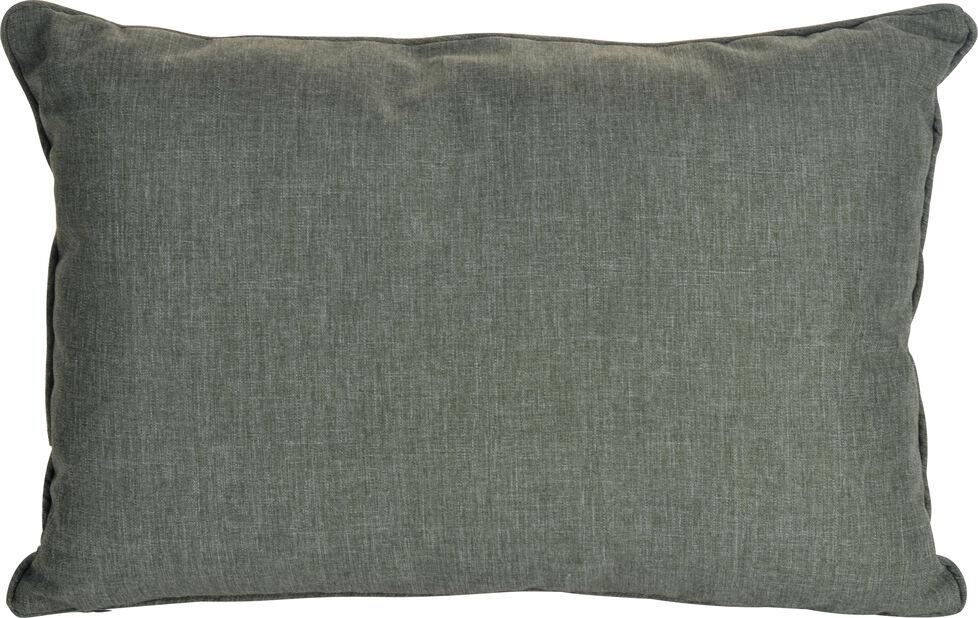 Kudde Linwood, Bredd 55 cm, Grön