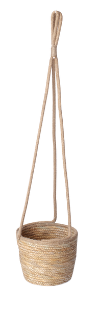 Hängampel Evin, Ø18 cm, Beige