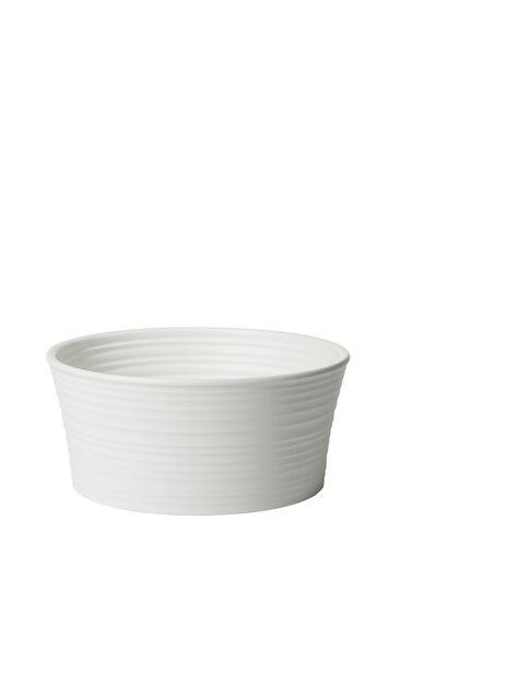 Skål Nellie Ø22 cm, vit